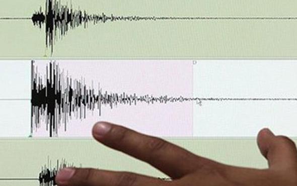 ABD'de 5 büyüklüğünde deprem!