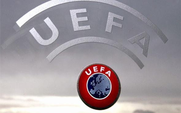 UEFA başsağlığı mesajı yayınladı