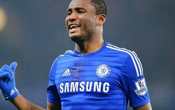 Chelsea Obi Mikel'ı kiralayacak