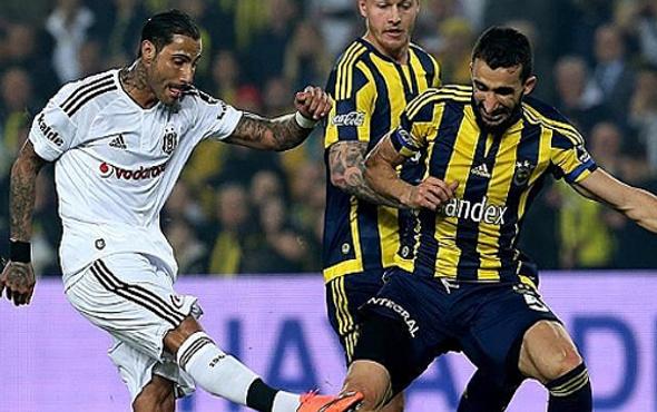 Fenerbahçe ve Beşiktaş 341. randevuda!