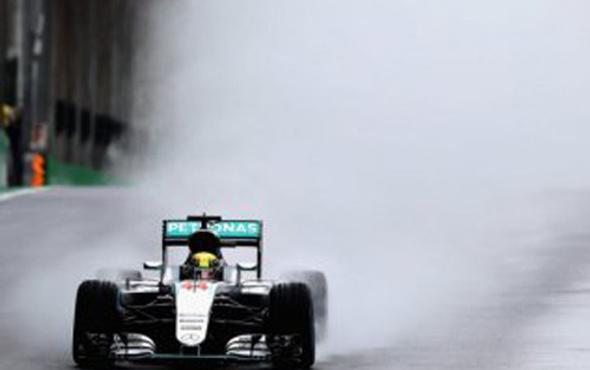 F1 Şampiyonu'ndan Halep'e destek!