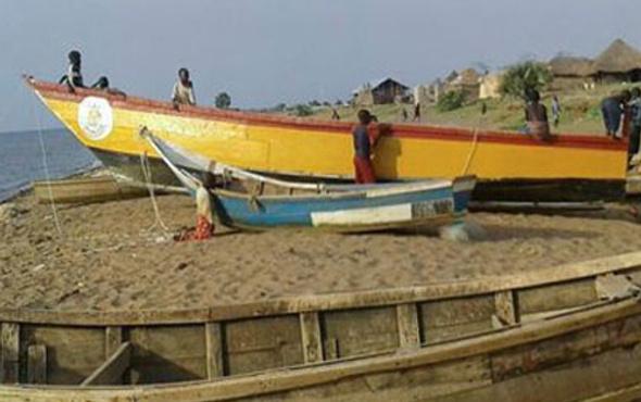 Uganda'da futbolcular ve taraftarlar boğuldu