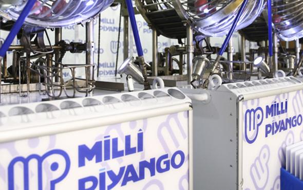 Milli Piyango büyük ikramiyesi numaraları nereye çıktı?