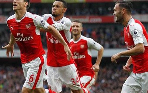 Arsenal Basel'e acımadı