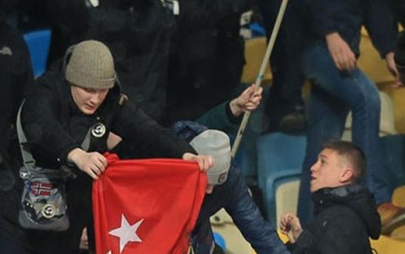 Dinamo Kiev'den Ukrayna polisine teşekkür