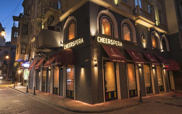 Pera'nın kalbinden yükselen lezzet: CheersPera