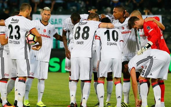 Beşiktaş'ta 10 oyuncuya doping testi