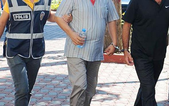 Erzincan FETÖ operasyonu 9 polis tutuklandı