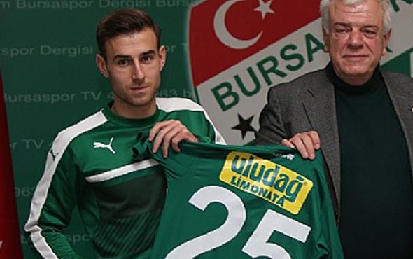 Bursaspor'da 2 transfer birden!