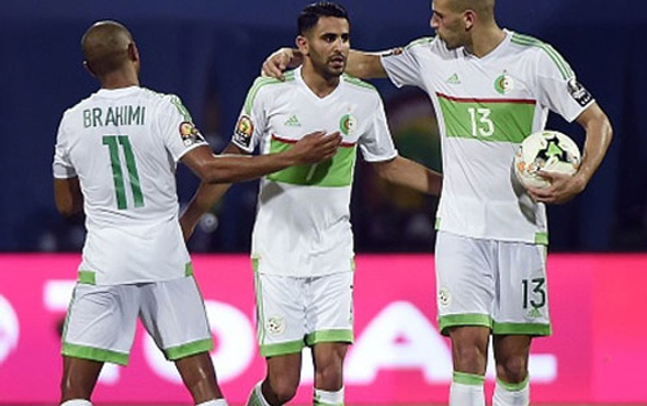 Riyad Mahrez'in golleri yetmedi