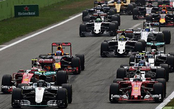 Formula 1 Amerika'ya satılıyor