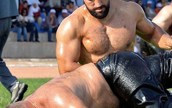 Türk güreş tarihinde bir ilk