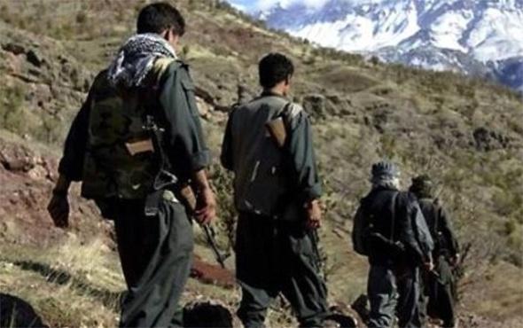 Birliğe saldıran PKK'lılar öldürüldü