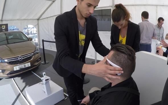 Engellilere yeni umut düşünce gücüyle çalışan araba: Nöromobil