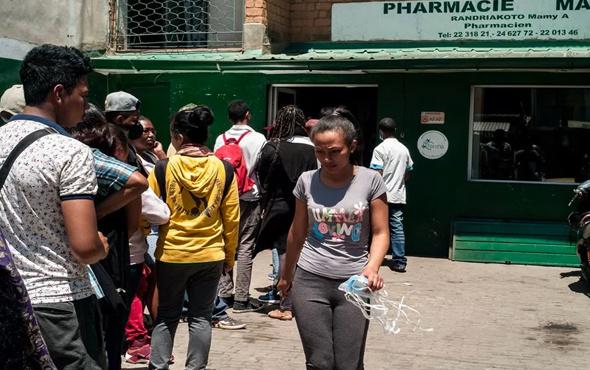 Madagaskar'da veba salgını can almaya devam ediyor