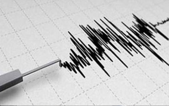 Son deprem Ege'de! Büyüklüğü kaç oldu