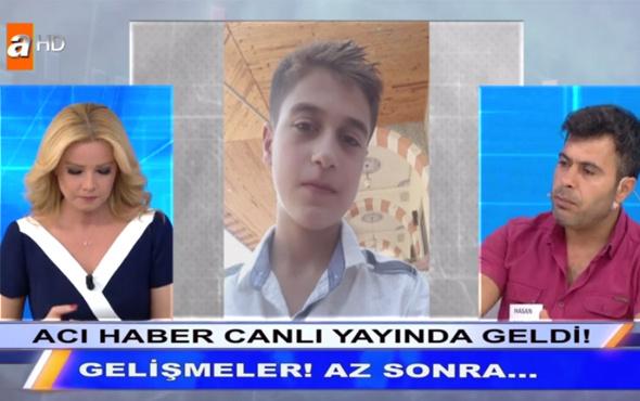 Müge Anlı 12 yaşındaki kayıp Rıdvan öldü mü son durum ne?