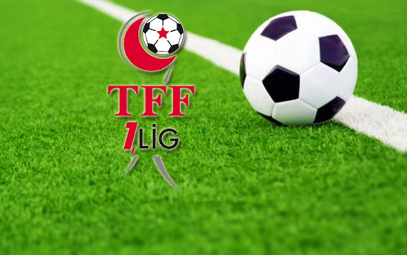 TFF 1. Lig'de program açıklandı
