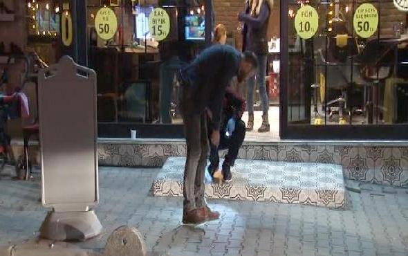 Kadın kuaförüne silahlı saldırı
