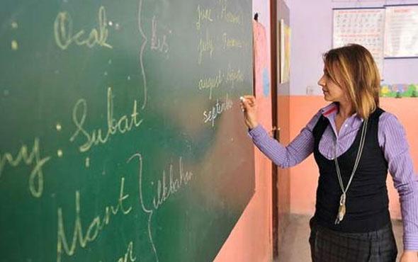 Sözleşmeli öğretmenlere büyük müjde! Son tarih 25 Ekim