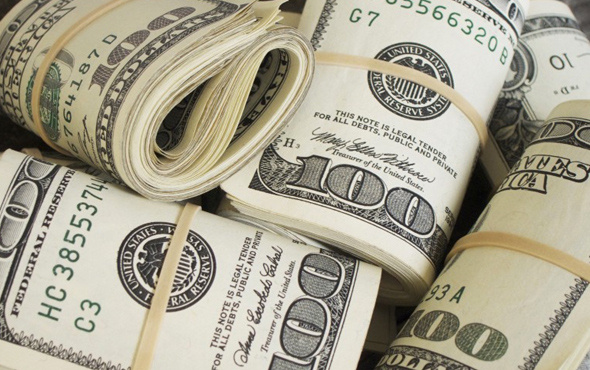 Dolar yükselişe geçti: Ekim ayı rekoru kırıldı!