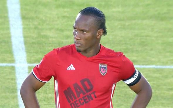 Drogba'nın iki gol attığı maçta Phoenix kazandı