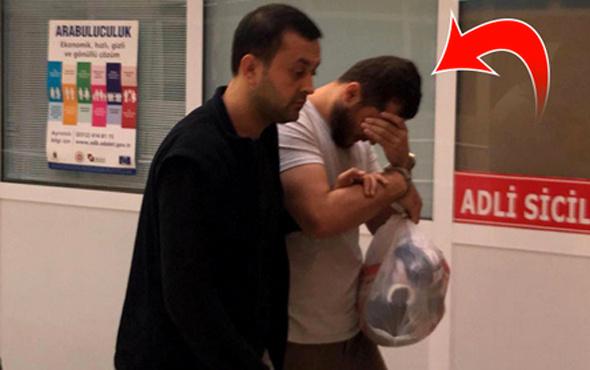 Kırmızı bültenle aranıyordu İzmit'te yakalandı