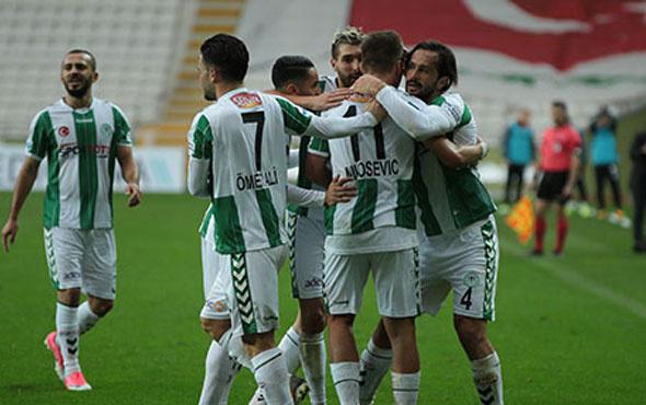 Atiker Konyaspor Salzburg'a konuk olacak