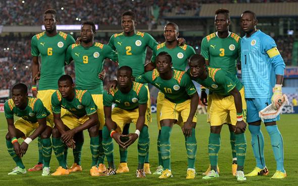 Senegal Dünya Kupası biletini kaptı