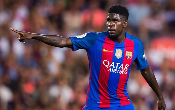Barcelona'nın Samuel Umtiti korkusu