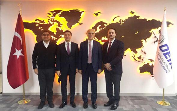 ABD'li şirket Türkiye'ye yatırım için atağa geçti