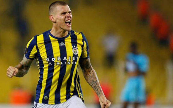 Fenerbahçe'de gözler Skrtel'e çevrildi