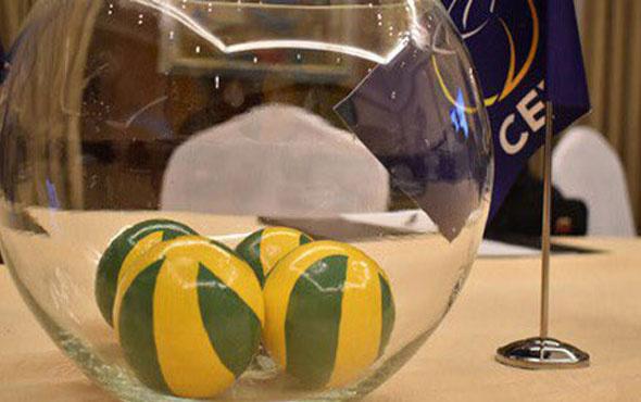 CEV Şampiyonlar Ligi'nde kuralar çekildi