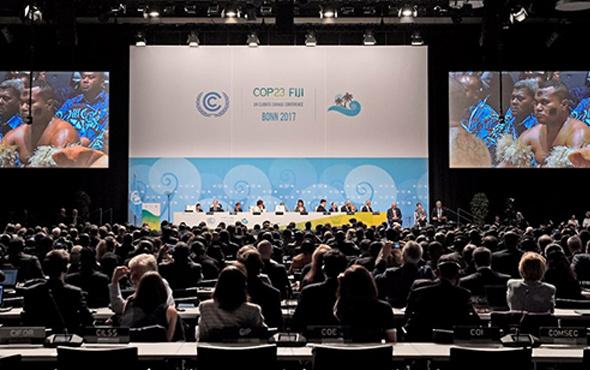 İklim Konferansı'nda taciz skandalı! Tam 10 kişi...