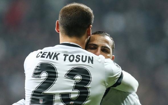 Beşiktaş Galatasaray'ı yakaladı