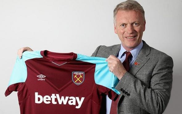 West Ham'da Bilic'in yerine David Moyes getirildi