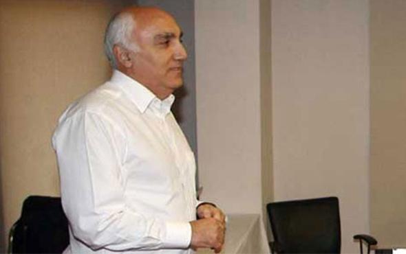 UEFA'dan gözlemci Muharrem Zihni Aksoy görev