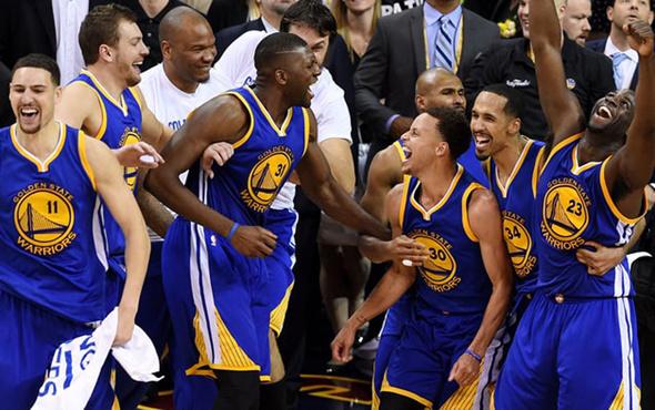 Golden State Warriors liderliğe yükseldi
