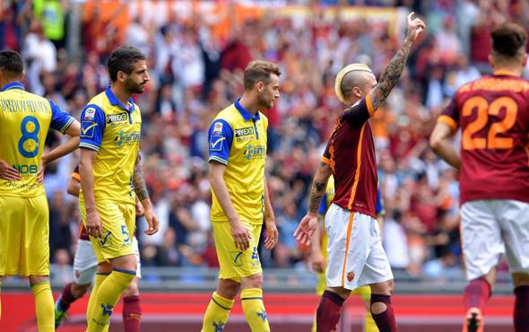 Roma ile Chievo yenişemedi