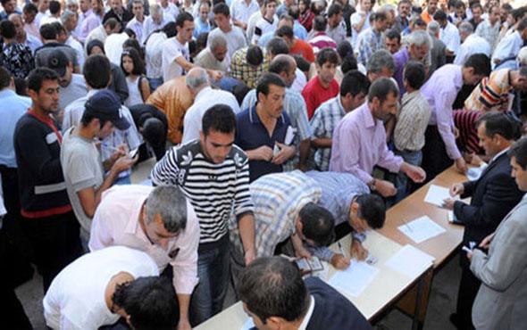 İşsizlik rakamları açıklandı TÜİK eylül ayı verileri