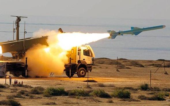 İsrail'e füze saldırısı! Sirenler çalıyor neler oluyor?