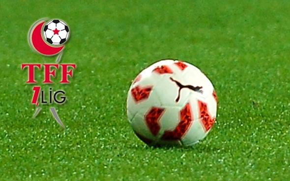 TFF 1.Lig'de 16. haftanın perdesi Adana'da kapanacak