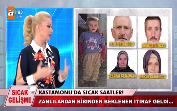 Kastamonu Çataloğlu ailesiyle ilgili flaş gelişme silahla vurulup...
