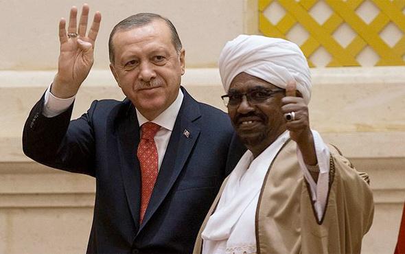 Erdoğan ve El Beşir'den ortak bildiri