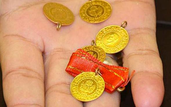 Altın fiyatları yükseldi çeyrek bugün ne kadar oldu?