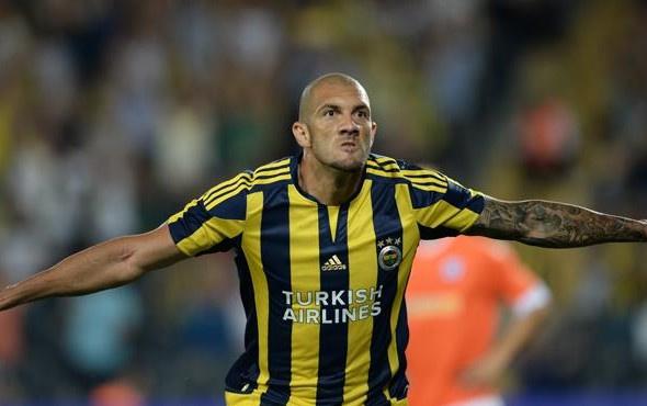 Fenerbahçeli taraftardan Fernandao'ya tepki