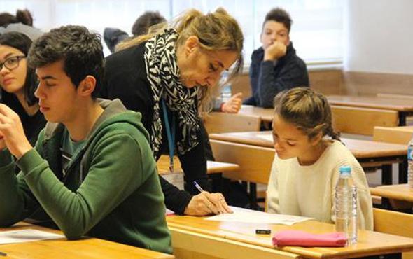 Liseye geçiş sınavı LGS 2018 sayısal MEB örnek sorular