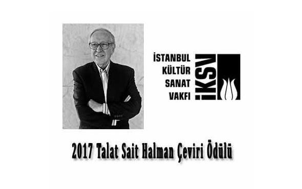 2017 Talat Sait Halman Çeviri Ödülü sahibini buldu