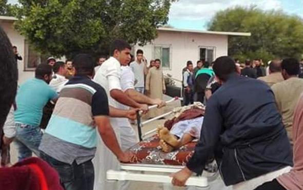 Mısır'da kiliseye saldırı! Ölüler var