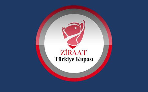 Türkiye Kupası rövanş maçlarının programı belli oldu